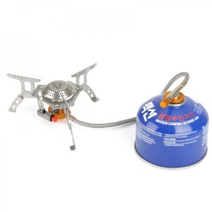 folding camping gas stove
