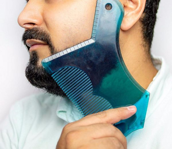 beard comb for trimming