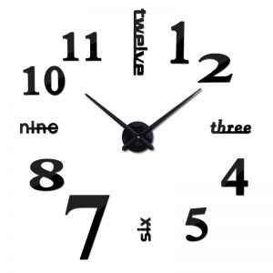 wall clock stickers online