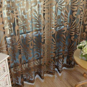 best voile curtain