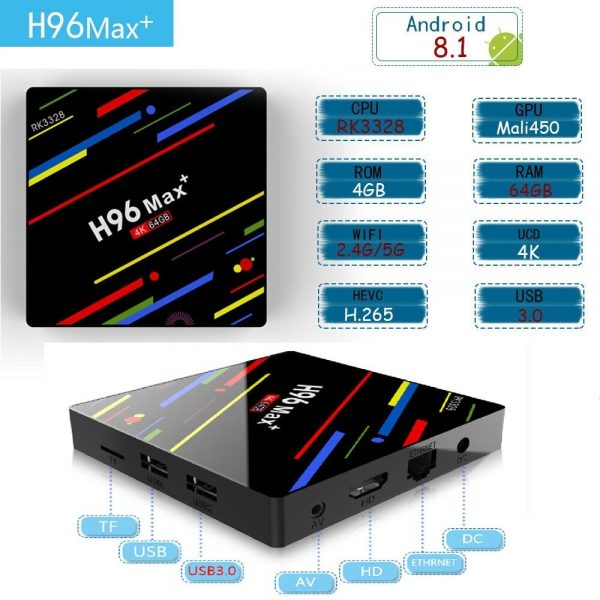 best android tv box android 9.0