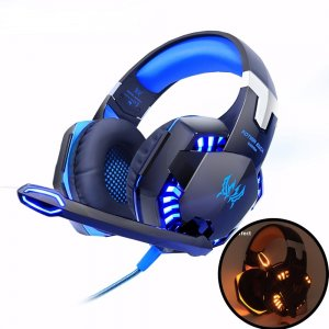 led headset for pc