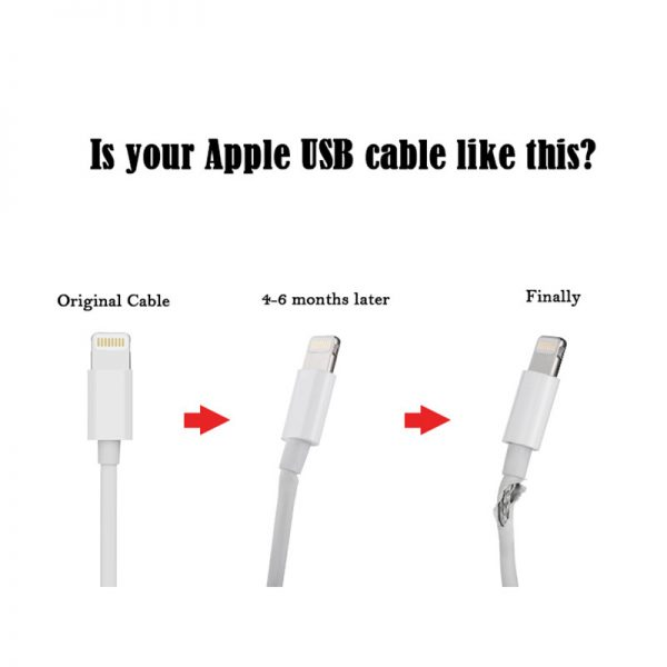 cable protector for iphone