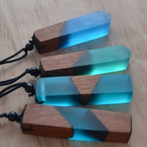 wooden necklaces for sale