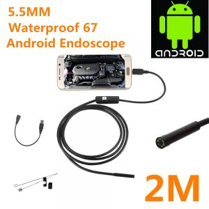 best phone endoscope