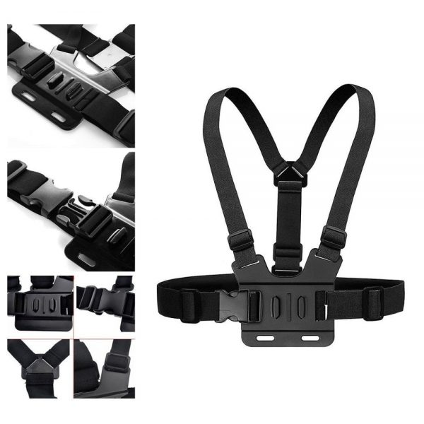 gopro chest strap mount