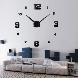 best sticker wall clock