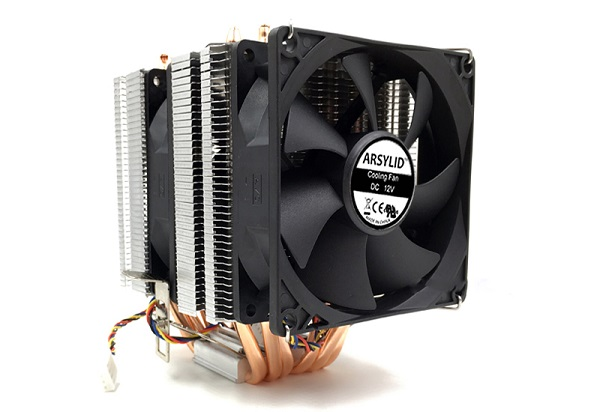 cpu fan cooler