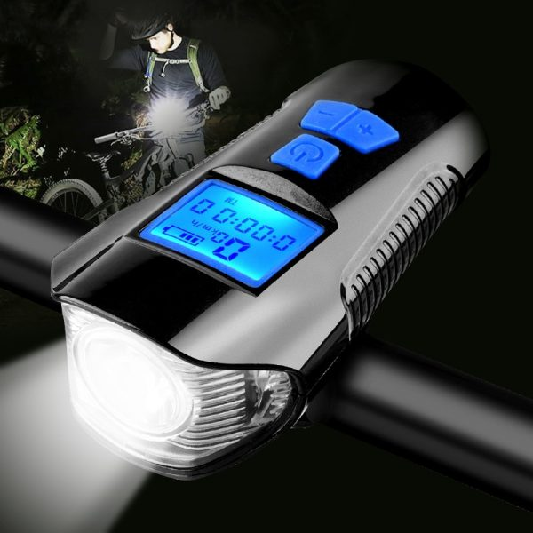 waterproof front bike light