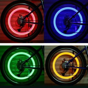 best bicycle wheel lights