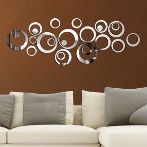 sticker circle wall sale