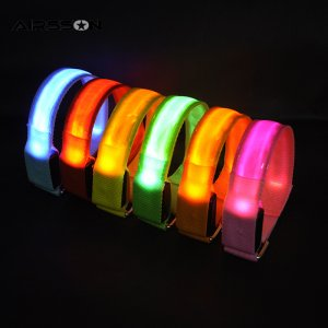 best led running armbands