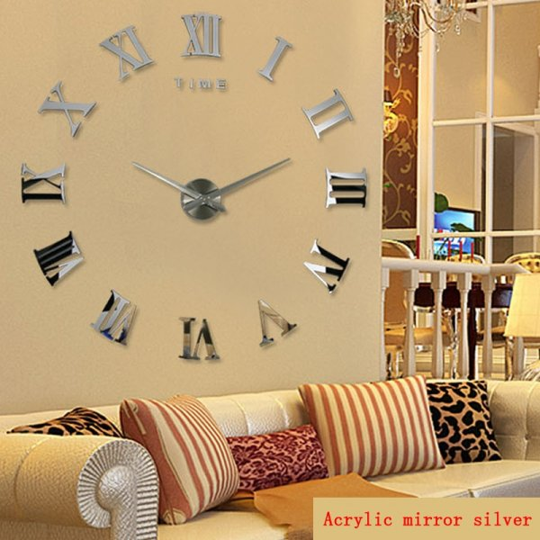 wall sticker clock online