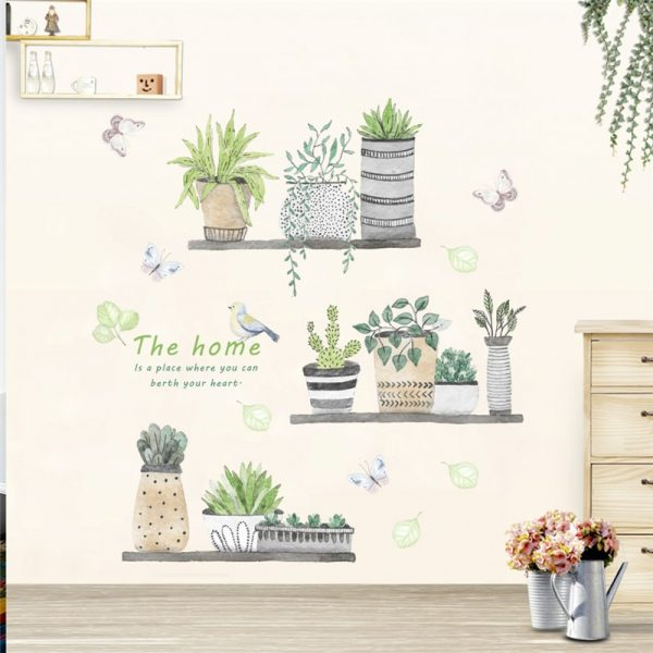 floral wall stickers online