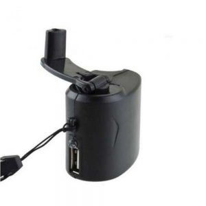 hand crank charger for cell phone