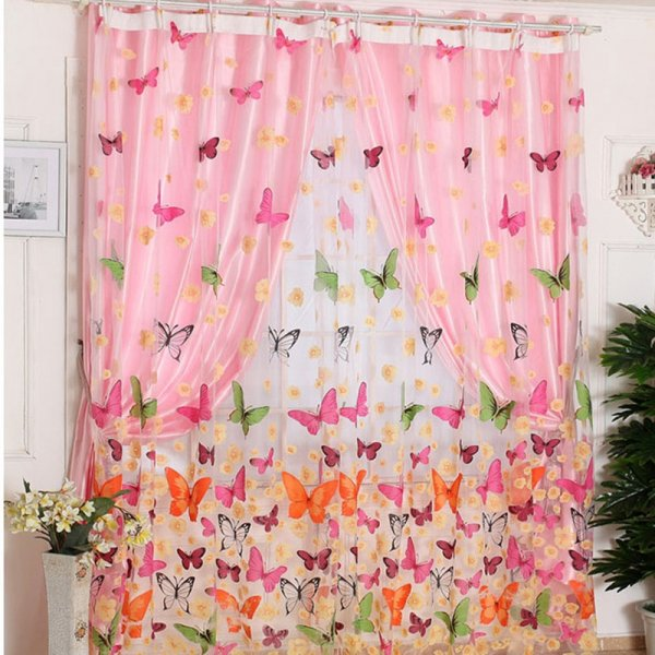 sheer curtains sale
