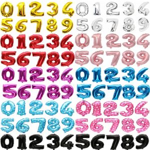 number balloons buy
