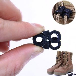 shoelace buckle lock