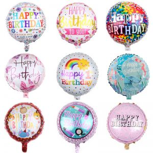 buy round foil balloon