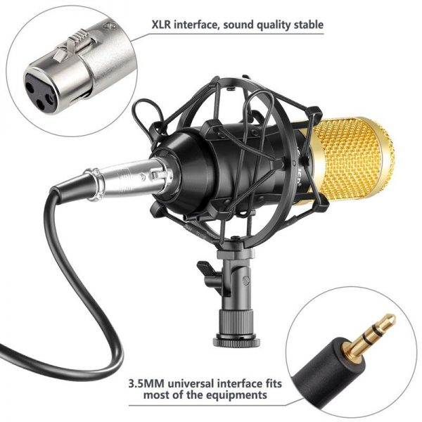 best buy condenser microphone