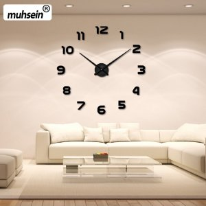sticker wall clock online