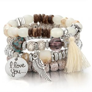 buy women's beaded bracelets