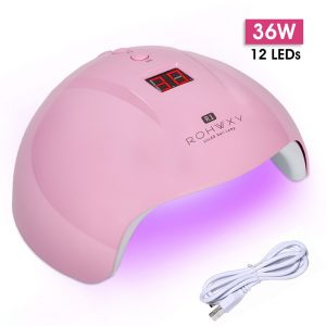 uv gel nail dryer