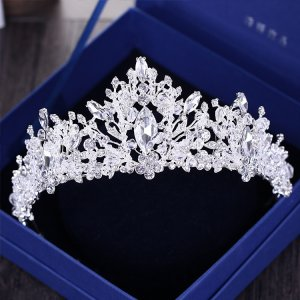 silver tiaras for sale
