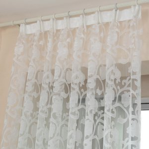 organza curtains for sale