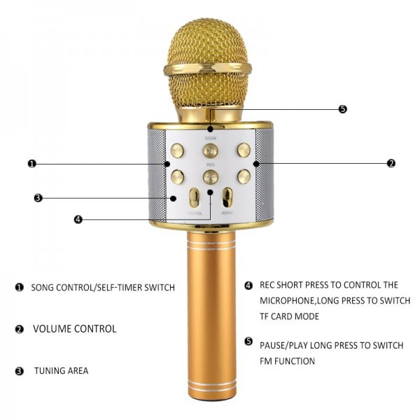 best buy bluetooth microphone