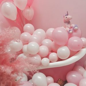 balloons for baby shower party
