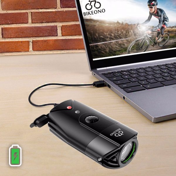 best rechargeable bicycle lights