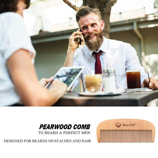 beard shaping styling comb
