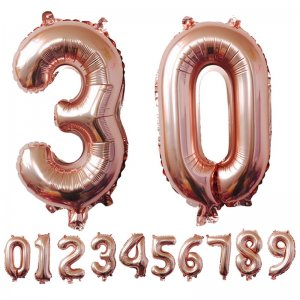 buy number balloons