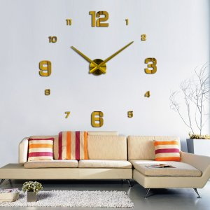 buy wall clock sticker