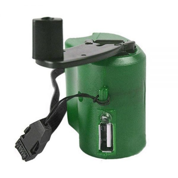 hand crank mobile charger