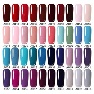 best cheap uv gel nail polish