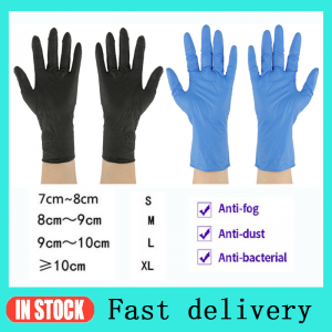 Disposable Rubber Gloves Latex Food Garden Gloves