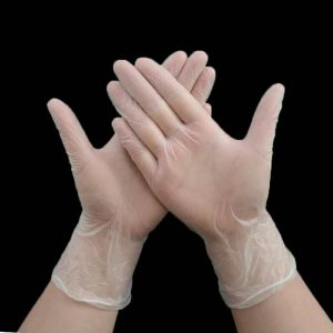 100pcs/set Disposable Gloves Latex